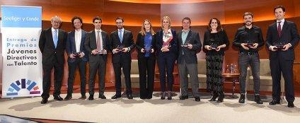 Premios Seeliger y Conde Jóvenes Directivos con talento
